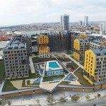 Magnificent Lake and Canal view family flats for sale in İstanbul Avcilar