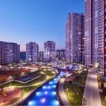 Green Garden family properties for sale İstanbul Basaksehir