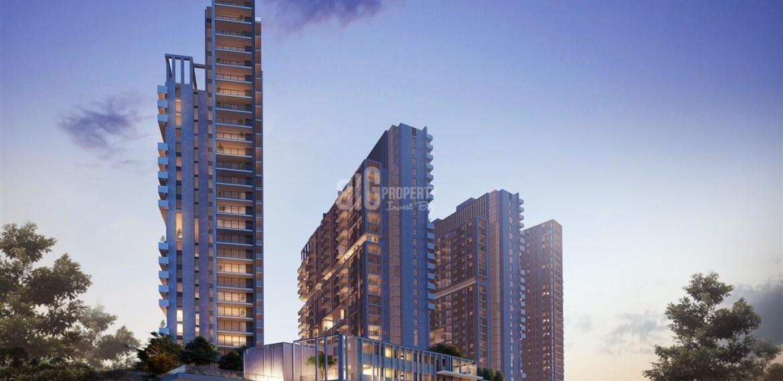 1-On Going Advantage price city center flats for sale Gaziosmanpasa Istanbul