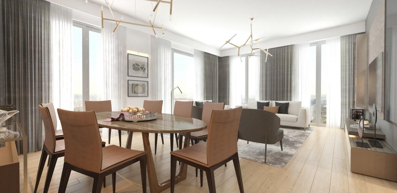 4 room apartments for sale self istanbul esenyurt istanbul turkey