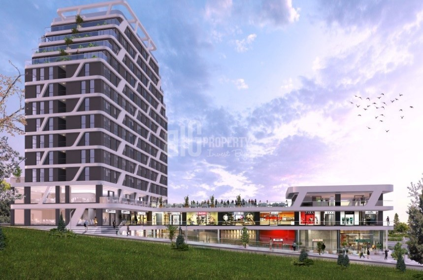 Center of Halkali flat with advatage resale price for sale istanbul Kucukcekmece