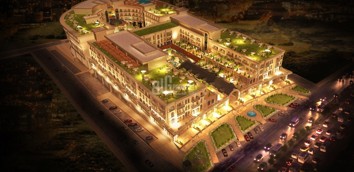 Central Esenyurt flats with ottoman architectural Istanbul