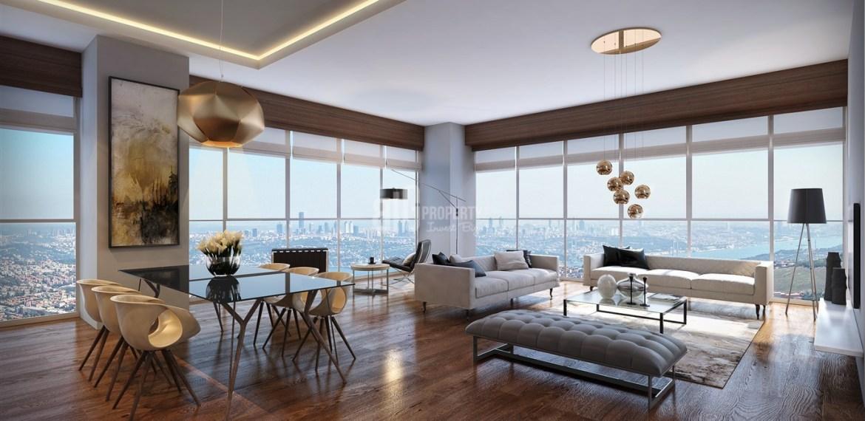 Great locations apartments asian of istanbul Umraniye