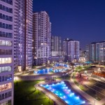 Green Garden family real estate for sale İstanbul Basaksehir