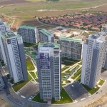 Horizantal lake view canal istanbul residence with best price quarantee İstanbul Kucukcekmece