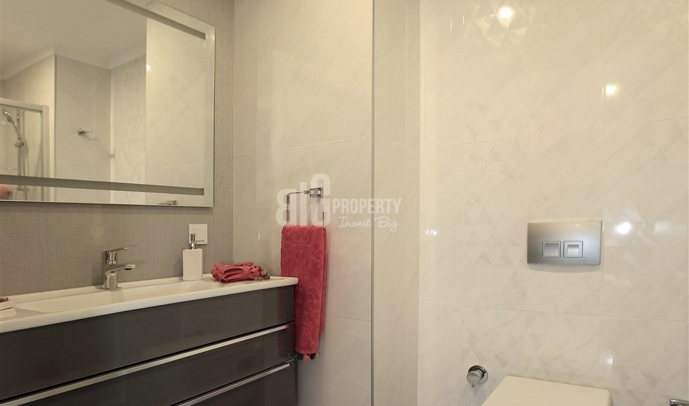 Ideal lifestyle apartment for sale in Kucukcekmece Istanbul