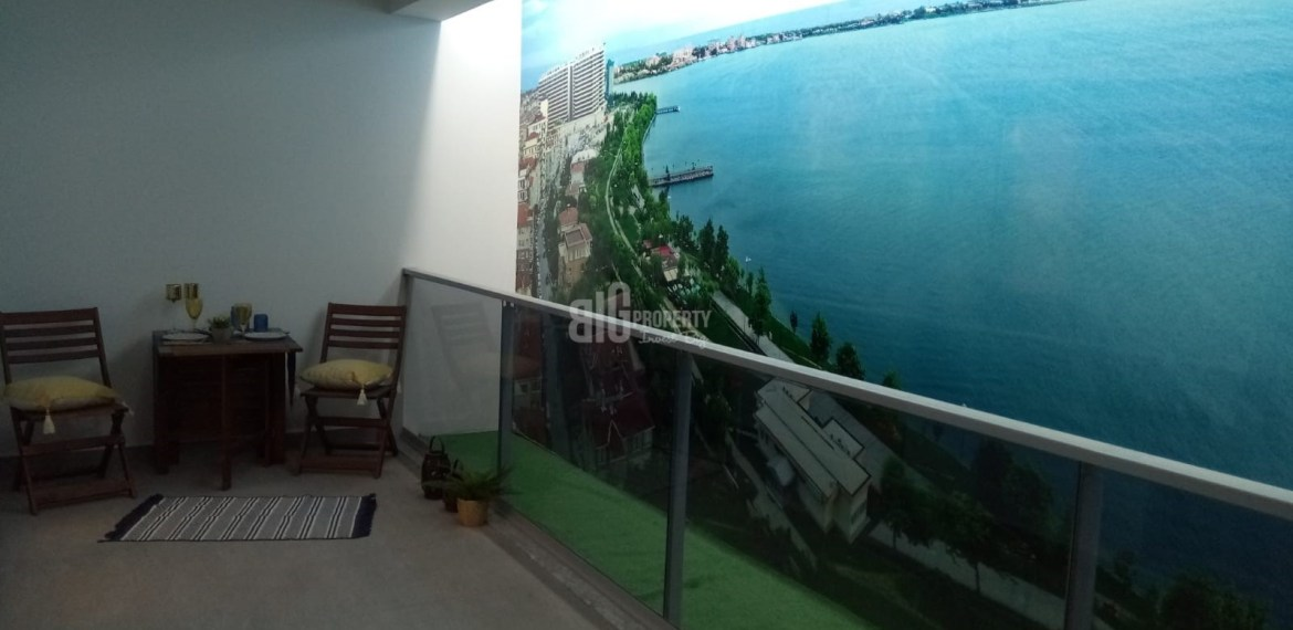 Lakefront apartments for sale with full canal istanbul view turkey İstanbul Kucukcekmece