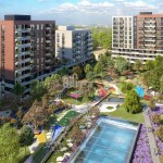 Near to canal istanbul quality and cheap flats for sale Ispartakule İstanbul