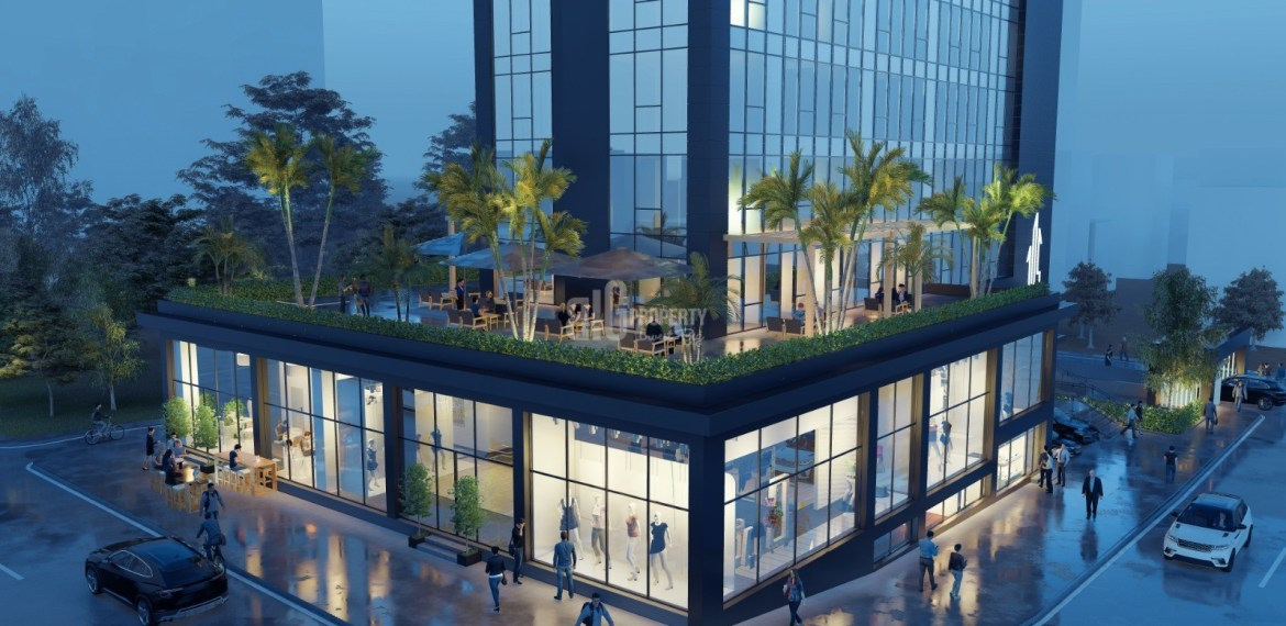 Point properties prime place in front of Metro near To Shopping Mall for Sale İstanbul Bagcilar