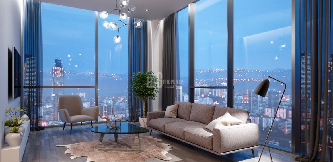 Point ready Apartments prime place in front of Metro near To Shopping Mall for Sale İstanbul Bagcilar