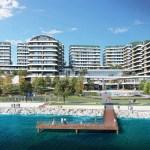 Seashore flat for sale istanbul buyukcekmece