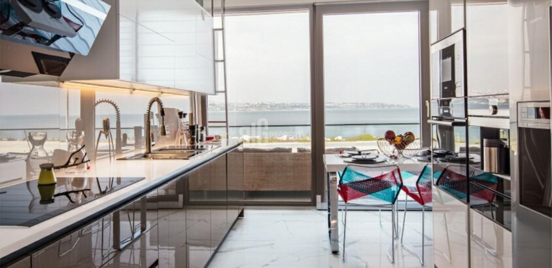 Seashore residence for sale istanbul beylikduzu