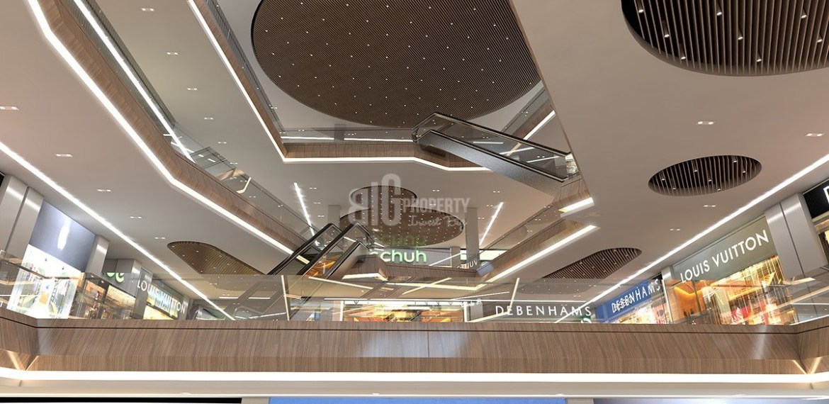Turkish home Office – Apartments – Shopping-Mall Complex investment real estate for sale İstanbul Bayrampasa
