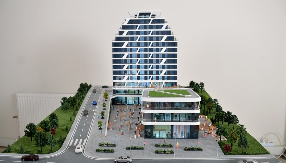 arena 24 project sale office – big property agency