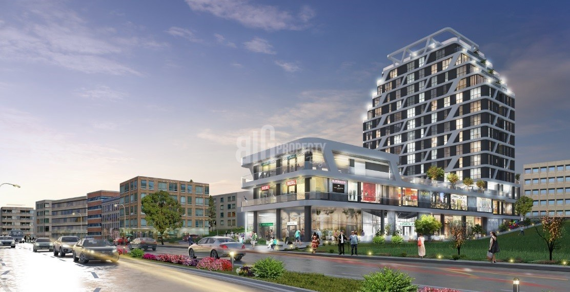 big property agency offer arena 24 1 room apartment for sale