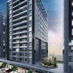 ready apartments Lakefront properties for sale with full canal istanbul view İstanbul Kucukcekmece