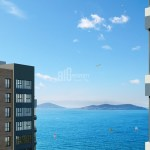 cheap apartment with brilliant sea view asian side of istanbul