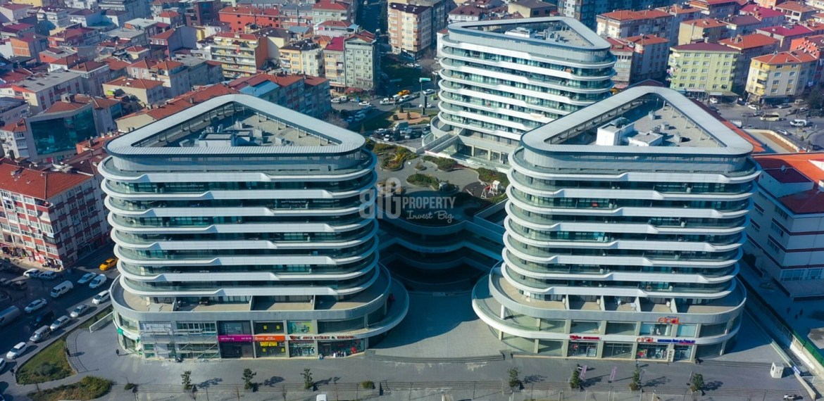 Best quality down town istanbul property for sale