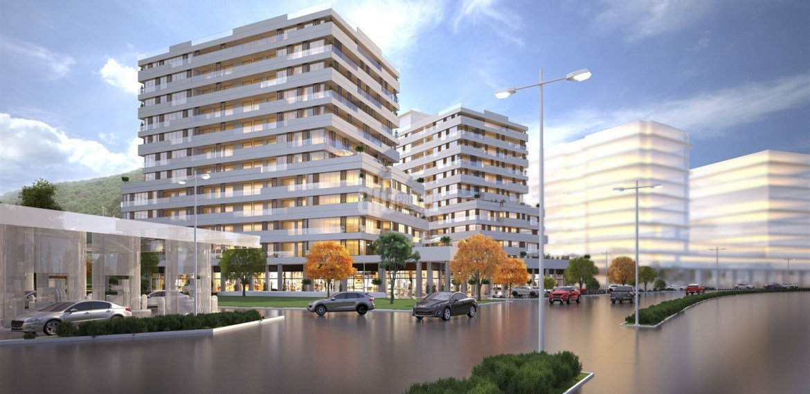 Excellent locations houses for invesment in İstanbul Maslak
