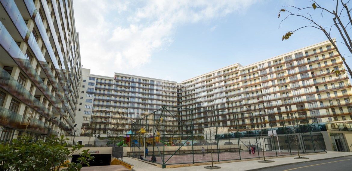Forest and City view apartmen for sale pendik İstanbul