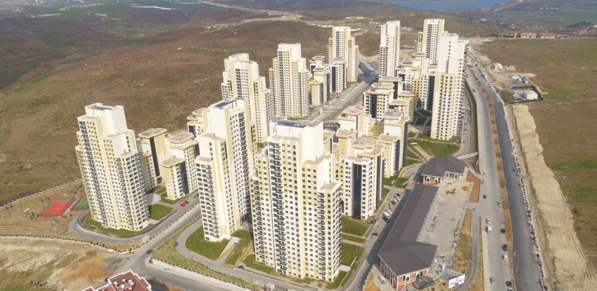 Goverment flats with long term instalment for sale İstanbul Ispartakul Avcilar