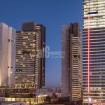 Luxury homes for sale at city center with horizon sea view in Istanbul Besiktas