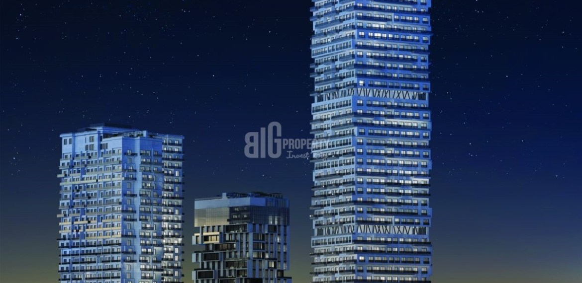 Pre Launch time real estate with competitive price for sale Esenyurt Istanbul Turkey