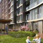 forev modern Panoramic city view residence for sale Eyup İstanbul turkey