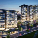 forev modern Panoramic city view residence for sale Eyup İstanbul