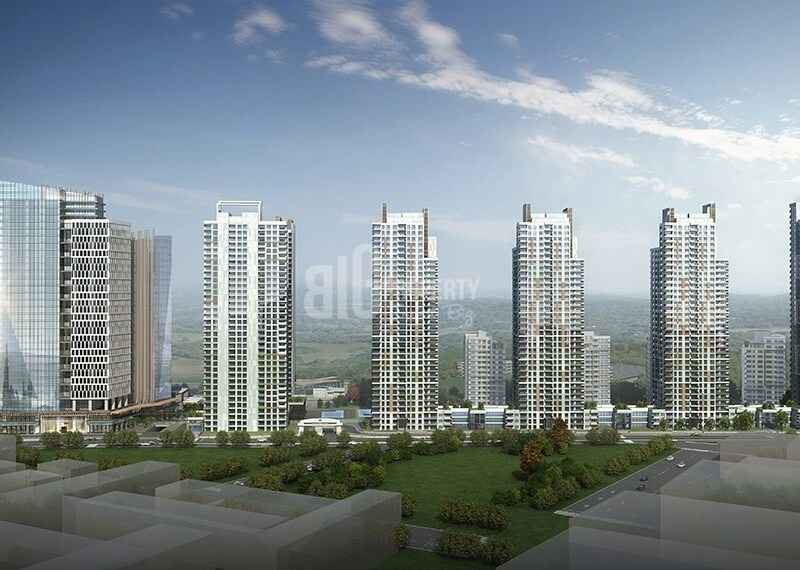 intelligent Tecnology green certificate homes for sale istanbul Umraniye