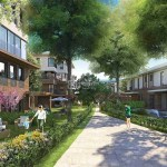 peaceful location natural quality family villas for sale Istanbul Basaksehir
