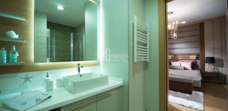 vadi yaka project turkish citizenship Classic dizayn bargain apartments for sale Basaksehir İstanbul