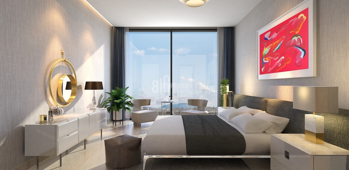 5 stars hotel branded with rental gurantee hotel flat for sale İstanbul