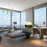 5 stars hotel branded with rental gurantee service apartments for sale İstanbul