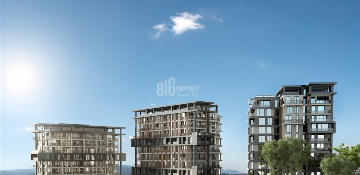 City Center Modern Architecture Family Concept house in Kagithane İstanbul