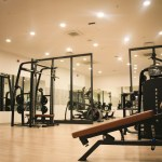 gym sinan fortis istanbul project