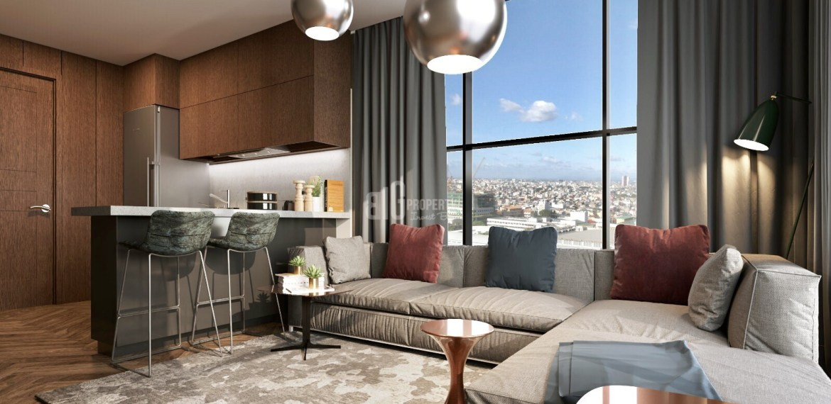 living turkey otto kagithane launch time opportunity price flats for sale Kagithane İstanbul