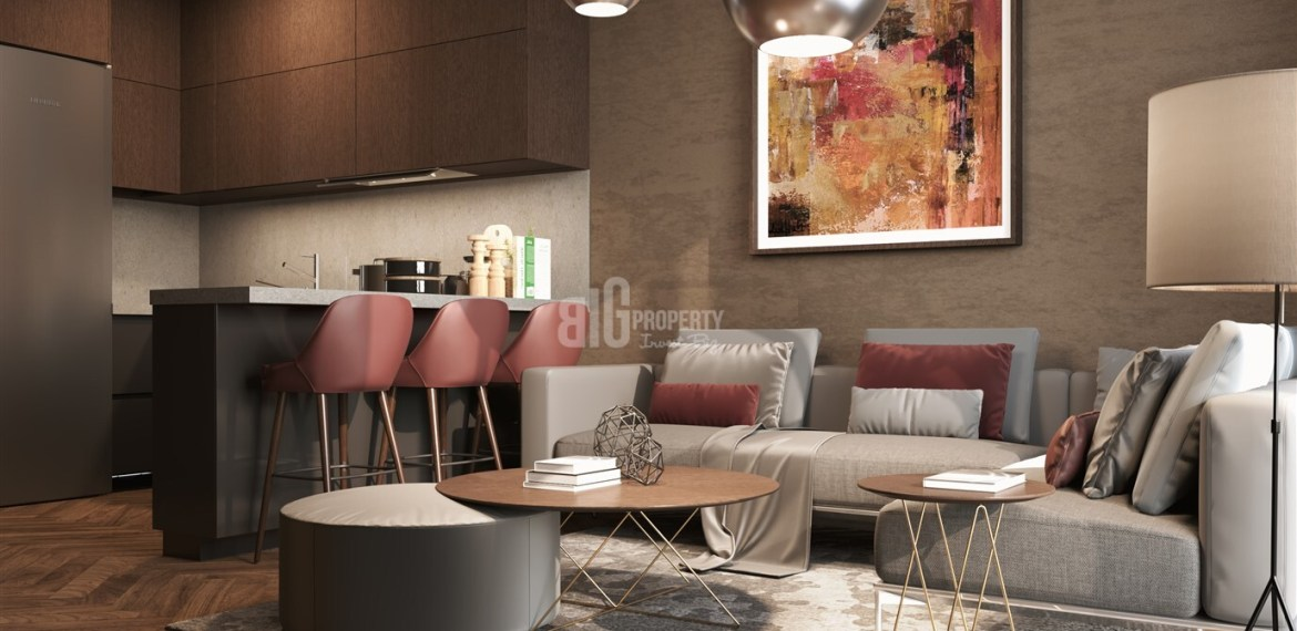 turkish citizenship otto kagithane launch time opportunity price flats for sale Kagithane İstanbul
