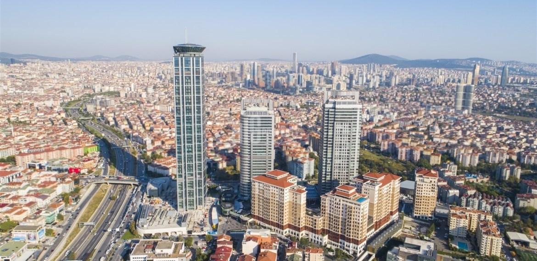 Emaar square Premium Luxury hotel apart in city center istanbul for sale in Kadikoy