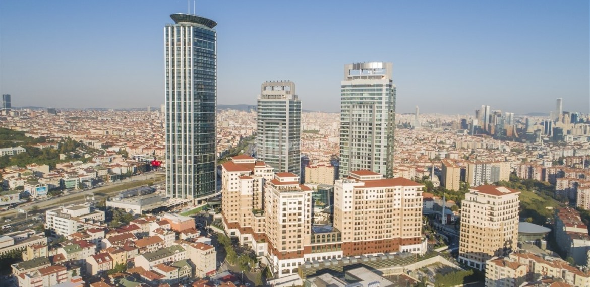 emaar square for sale Premium Luxury property in city center istanbul for sale in Kadikoy