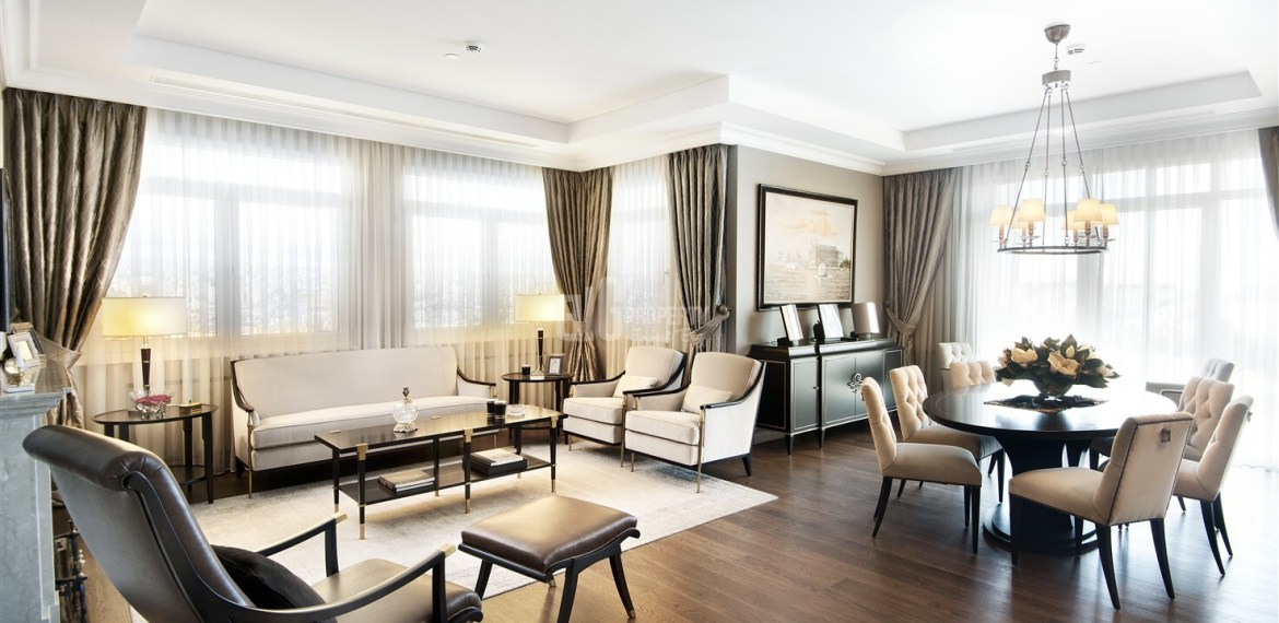 turkish citizenship apartments Premium Luxury apartments in city center istanbul for sale in Kadikoy