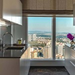 Ultra High Quality homes for sale with wonderful Bosphorus sea view and in Istanbul Gayrettepe