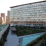 Dumankaya konsept horizontal arthitectural family turkish citizenship apartment with green garden