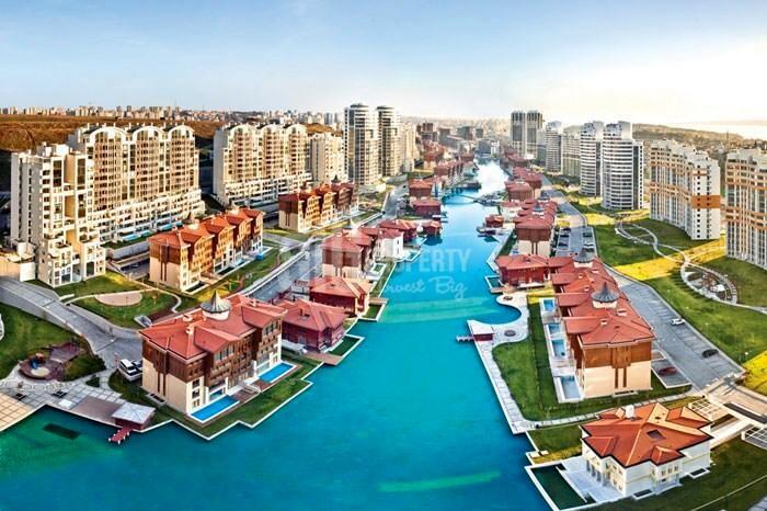 bopshorus city apartment for sale in istanbul