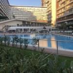 swimming pool of dumankaya konsept for sale by big property agency