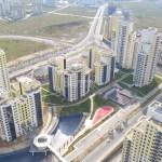 Emlak konut ispartakule evleri turkis passport properties for sale in basaksehir istanbul