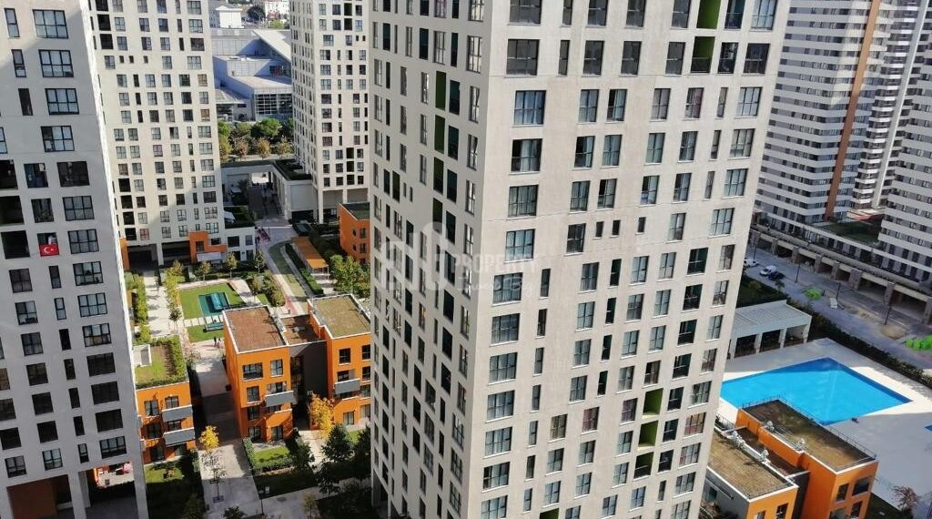 Tekfen Hep İstanbul quality resale apartment near to E 5 metrobus in esenyurt istanbul