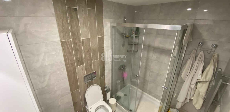 batroom of 2 room apartment for sale emlak konut ayazma eveleri