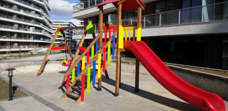 childpark in dumankaya modern vadi cheap apartmetn for sale