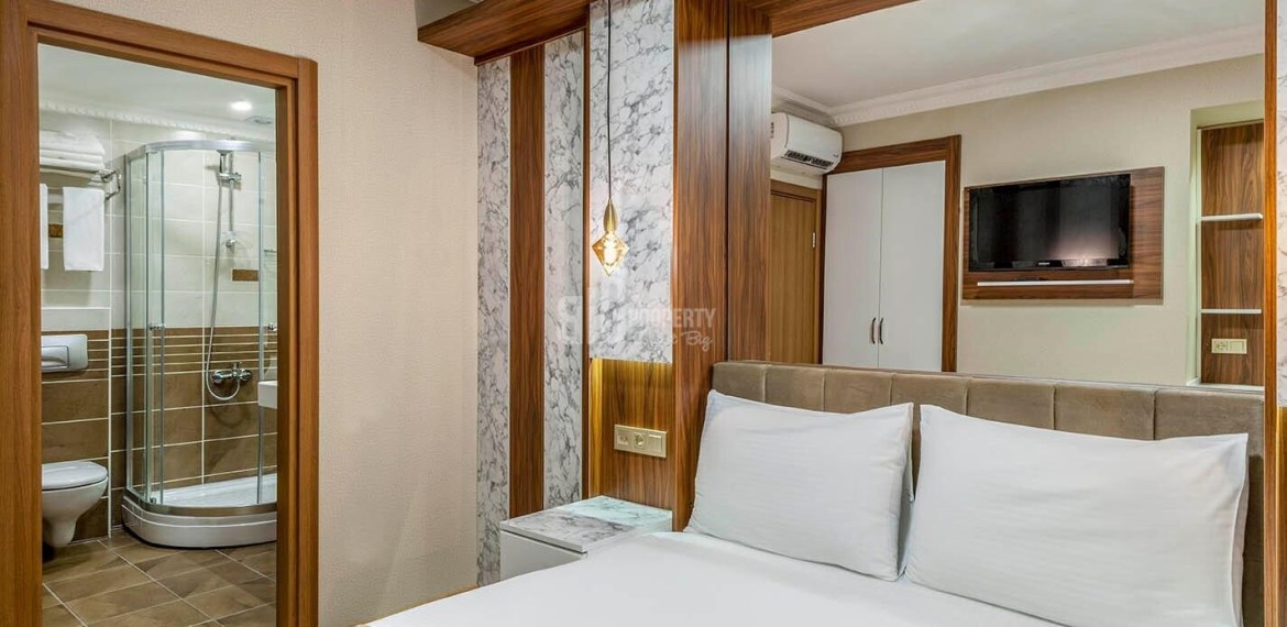 Hotels for sale in the most visited district in Istanbul Sultanahmet